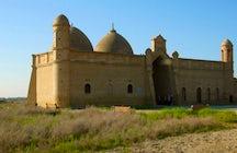 Arystan Bab Mausoleum, Turkistan