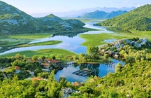 Village Karuč - Skadar Lake