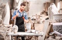Sculping Academy Pučišća