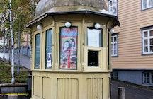 Raketten hot-dog bar Tromsø