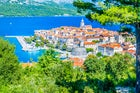 Little town of Korčula