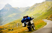 Durmitor Ring - a circuit panoramic road