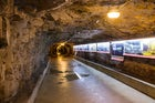 Zerostrasse - underground tunnels in Pula