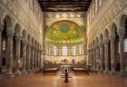 Basilica of St. Apollinaire Nuovo Ravena