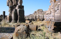 The Ancient Ghost City of Ani
