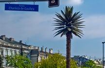 'Greetings from Jerusalem Avenue' by Joanna Rajkowska, Warsaw