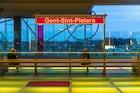 Sint-Pieters Station, Ghent