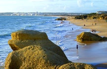 Praia da Galé Oeste