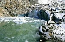 Glacier Krimmler Kees