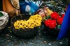 Mullick Ghat Flower Market, Kolkata