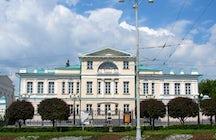 Museum of Stone-Cutting and Jewelry Art History, Yekaterinburg