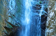 Millomeris Waterfall