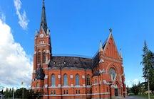 Dome church Luleå