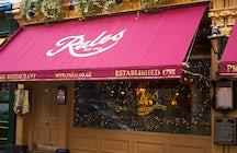 Rules pub London