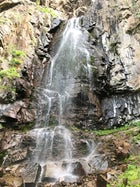Butakovka Waterfalls, Almaty