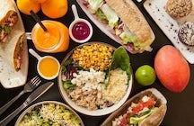 Restaurante Cinco Fast & Healthy