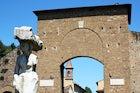 Porta Romana in Florence