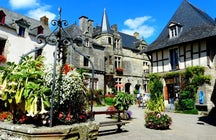 Chambres d'hotes à Rochefort-en-terre, Morbihan (56)