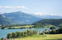 Lake Gruyère