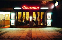 Rosenau Lokalität & Bühne