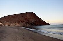 La Montana Roja/The Red Mountain Tenerife