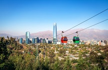 Metropolitan Park of Santiago