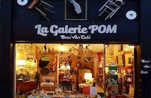 """La Galerie Pom' """"Broc Art' Café"""""""