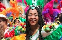 Carnival las Palmas in Gran Canaria
