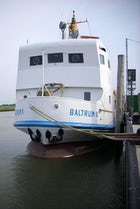 Baltrum ferry departure