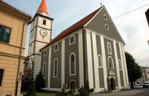Parish church of St. Nicholas in Varaždin