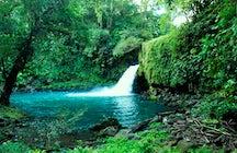 Bijagual Waterfall, Costa Rica