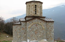 Visit church of st Arhangel Gavril