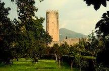 Vist the Caetani Castle