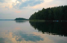 Baltieji Lakajai Lake, Molėtai