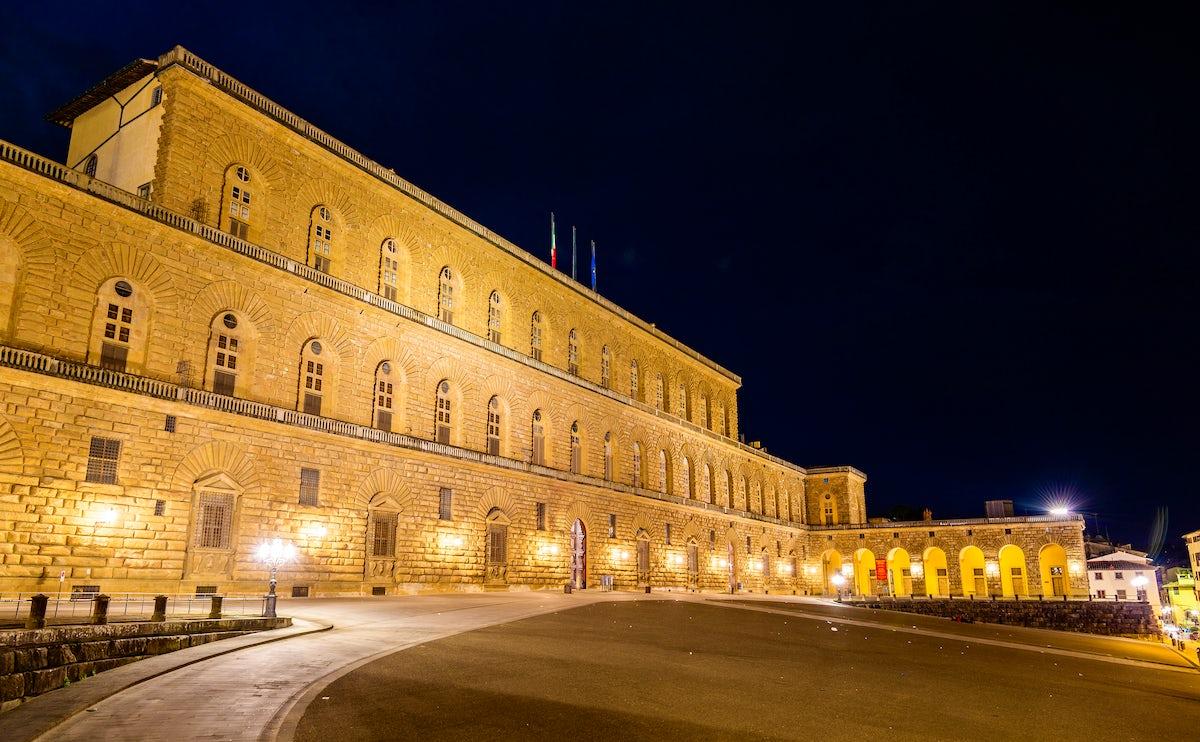 Visit palazzo pitti for Palazzo pitti
