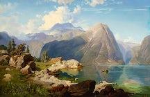 Hardangerfjorden Norway