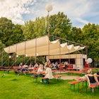Guinguette du parc Roi Baudouin - Bar Fabiola