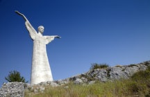 Statue of Christ the Redeemer of Maratea