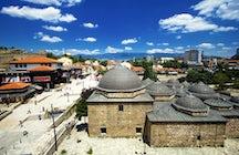 Daut Pasha Hamam - National Gallery of Macedonia