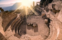 Alahan Monastery
