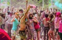 We Color Festival Azebaijan