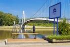 The pedestrian bridge - Pješački most
