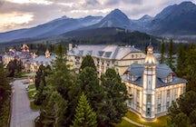 Grand Hotel Kempinksi, Štrbské Pleso