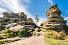 Brimham Rocks - Yorkshire