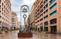 Capital city Yerevan