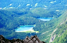 The Triglav Lakes Valley, Slovenia
