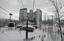 Niseko ski village