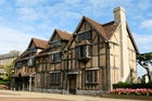 Enter into Shakespeare's Birthplace