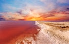Lemurian Lake, Kherson, Southern Ukraine