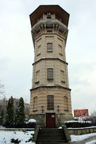 Water Tower, Chisinau